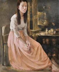少女1 by liu wen