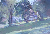 house and garden by sherree valentine daines