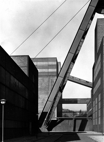 zollverein by albert renger patzsch