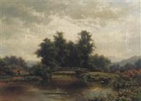 rochelsee by niklaus von pfyffer