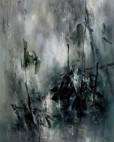 untitled no 69 by liu guofu