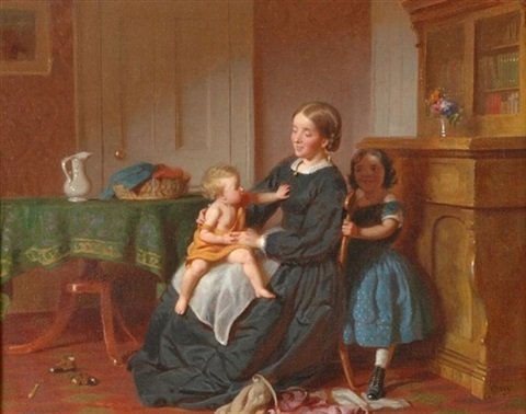peek a boo by seymour joseph guy