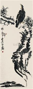 鹰的思念 by xiao daxiong