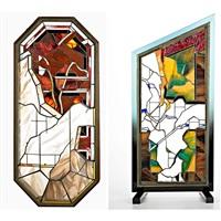 windows (2 works) by owen gabbert