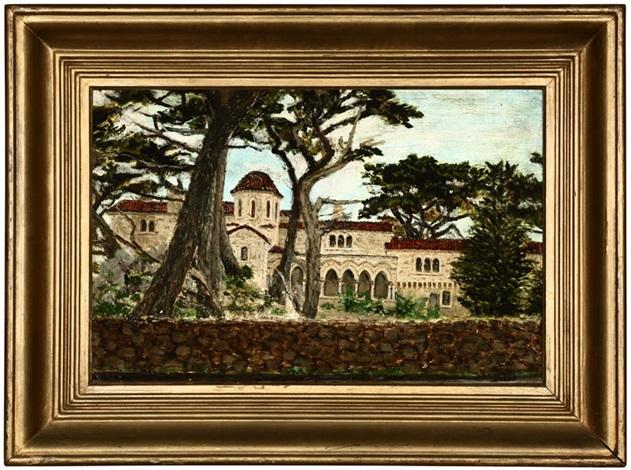 the crocker mansion, fagan house by william lockhart