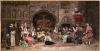 el sermón by antonio maría de reyna manescau
