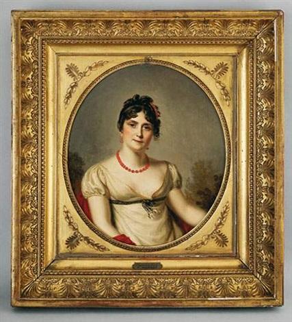 portrait de limpératrice joséphine by firmin massot