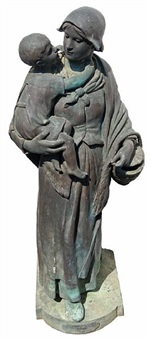 maternité by louis étienne marie albert-lefeuvre