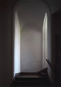 opgang / staircase (from days in vienna) by per bak jensen