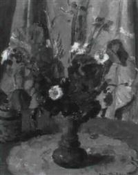 bouquet de fleurs by rené peytrequin
