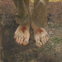 pies para una ceremonia by matías quetglas