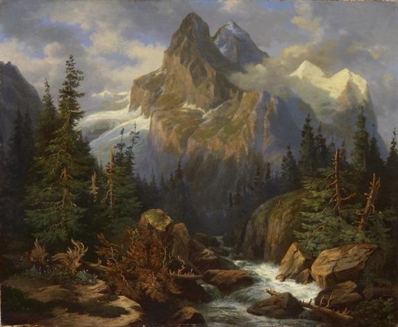 wildbach by heinrich fischer