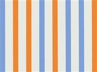 orange blau by andreas brandt
