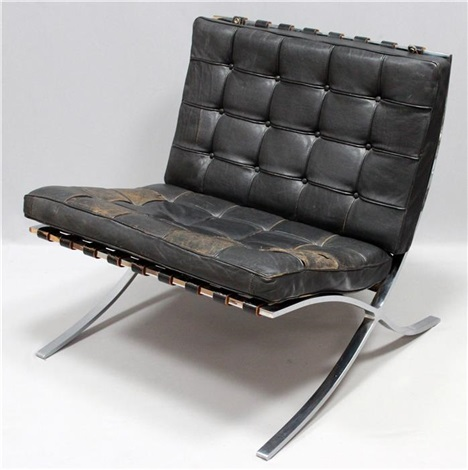 Merveilleux Mr 90 Barcelona Chair By Ludwig Mies Van Der Rohe