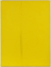 monochrome jaune by hans huber