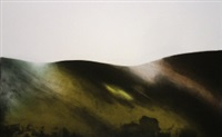 september hillside (+ another; 2 works) by norman ackroyd