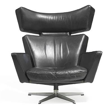 ox chair by arne jacobsen