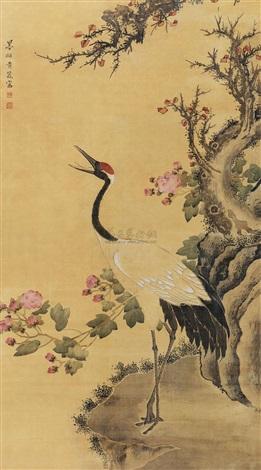 crane by fan zhen