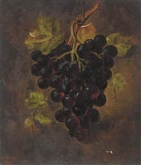 a bunch of grapes by w. h. smith