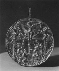 kreuzigung christi und dem sündenfall by hans reinhart