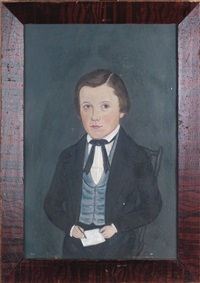 portrait of a boy (+ portrait of a girl; pair) by american school-prior-hamblen (19)