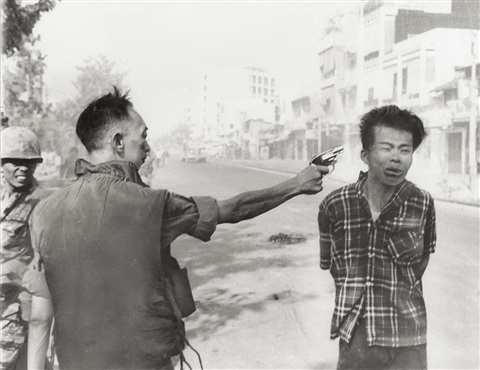 moment of execution vietnam by eddie adams