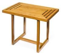 end table by edward durell stone