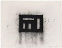 utan titel (4 works) by alf linder