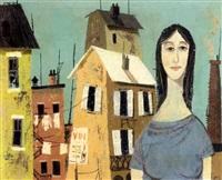 paris scene by joan f. muzik