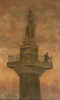 nelson's pillar, dublin by darius j. macegan