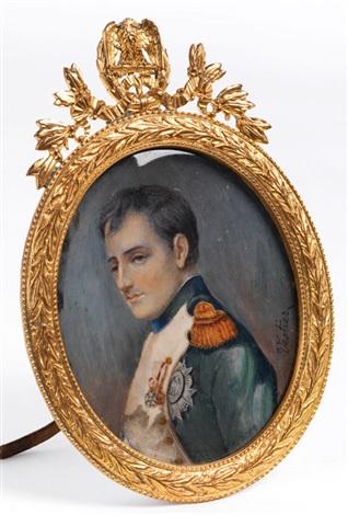 portrait kaiser napoleons by antoine vestier