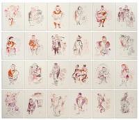 the shtel (portfolio w/24 works) by william gropper
