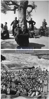 黄土高原系列(3张) (3 works) by liu lei