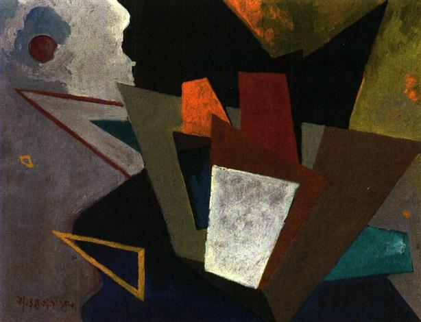 moderne komposition by walter icks