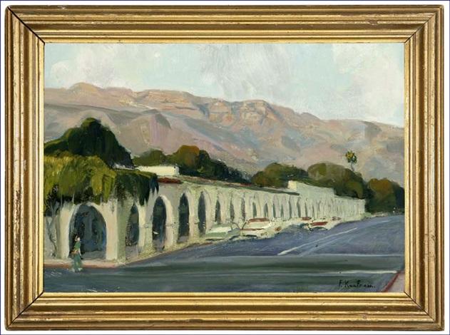 california promenade ojai by ferdinand kaufmann