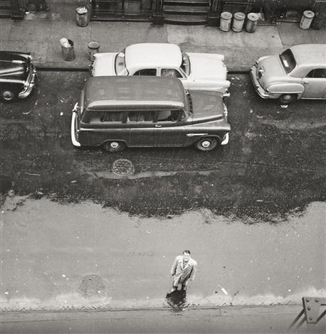 eliot porter, new york, 85th street west by ellen auerbach