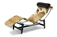 Pierre jeanneret auction results pierre jeanneret on artnet for B306 chaise longue