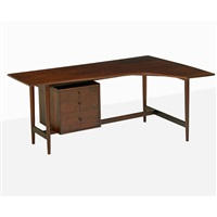 rare desk by richard artschwager