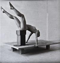 modell im studio by peter jacobi