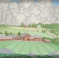 landskap värmland by bror lind