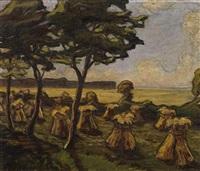 kornfelder by heinrich kamps