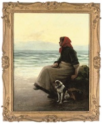 the sailor's wife by henry edward detmold