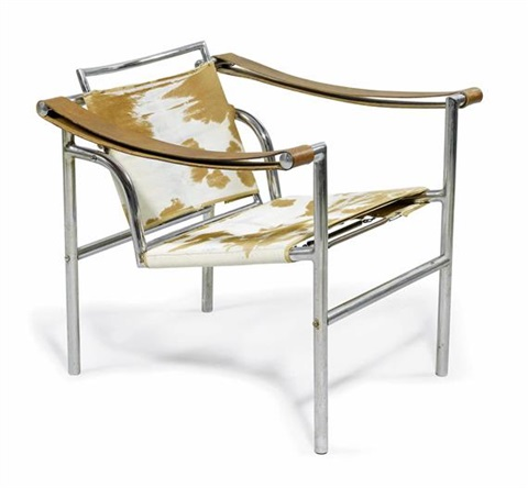 Chair model Basculant n b301 by Le Corbusier Charlotte Perriand – Pierre Chair