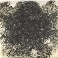 untitled, hair by kiki smith