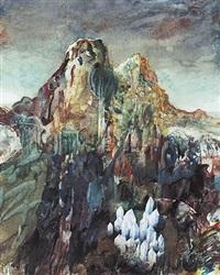 bergkristall by rudolf weber