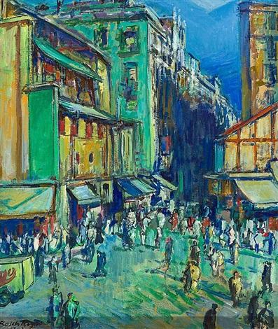 el teatro arnau barcelona by emili bosch roger