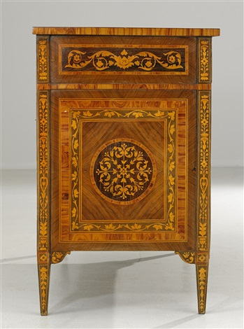 commode louis xvi
