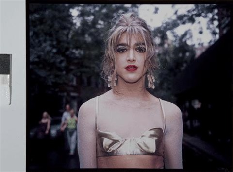 jimmy paulette after the parade new york by nan goldin