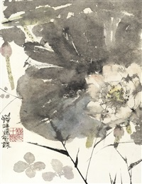 lotus by cheng shifa