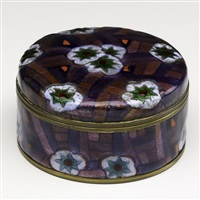covered box by limoges